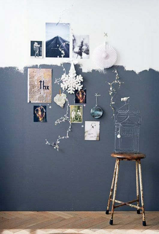 Divida as paredes com simplicidade e estilo.