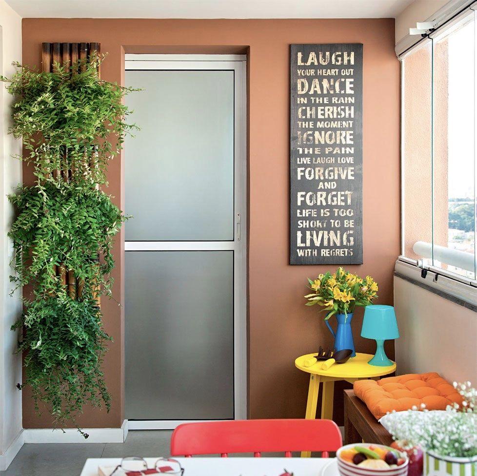 Monte sua área gourmet na varanda