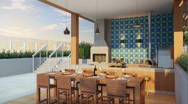 Área gourmet: 70 espaços decorados para você se inspirar