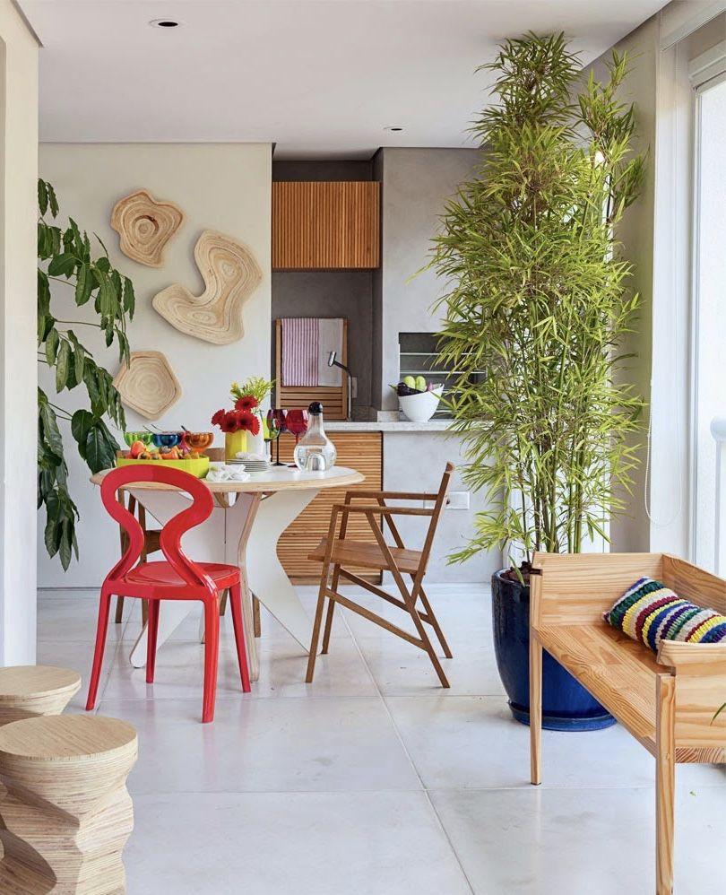 Aparador Com Gavetas Branco ~ Área Gourmet 70 Espaços Decorados para se Inspirar