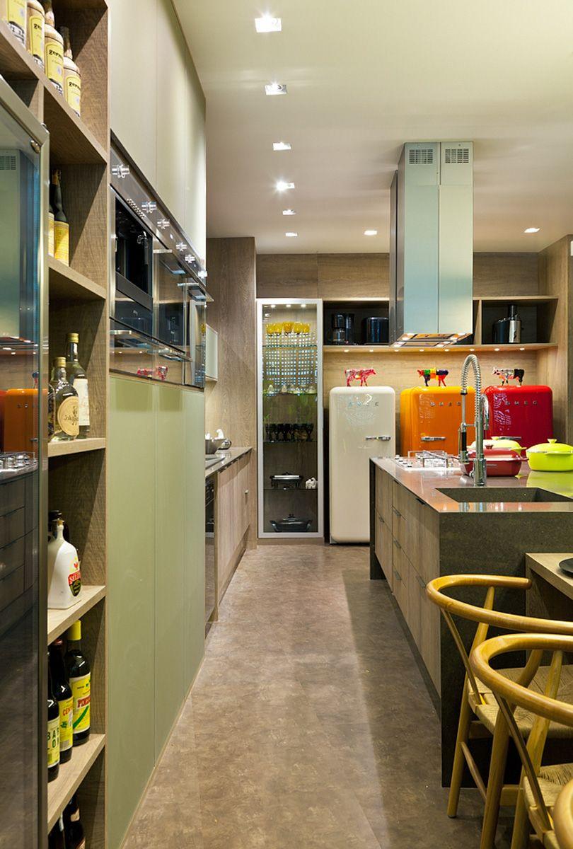 Que tal escolher geladeiras coloridas?