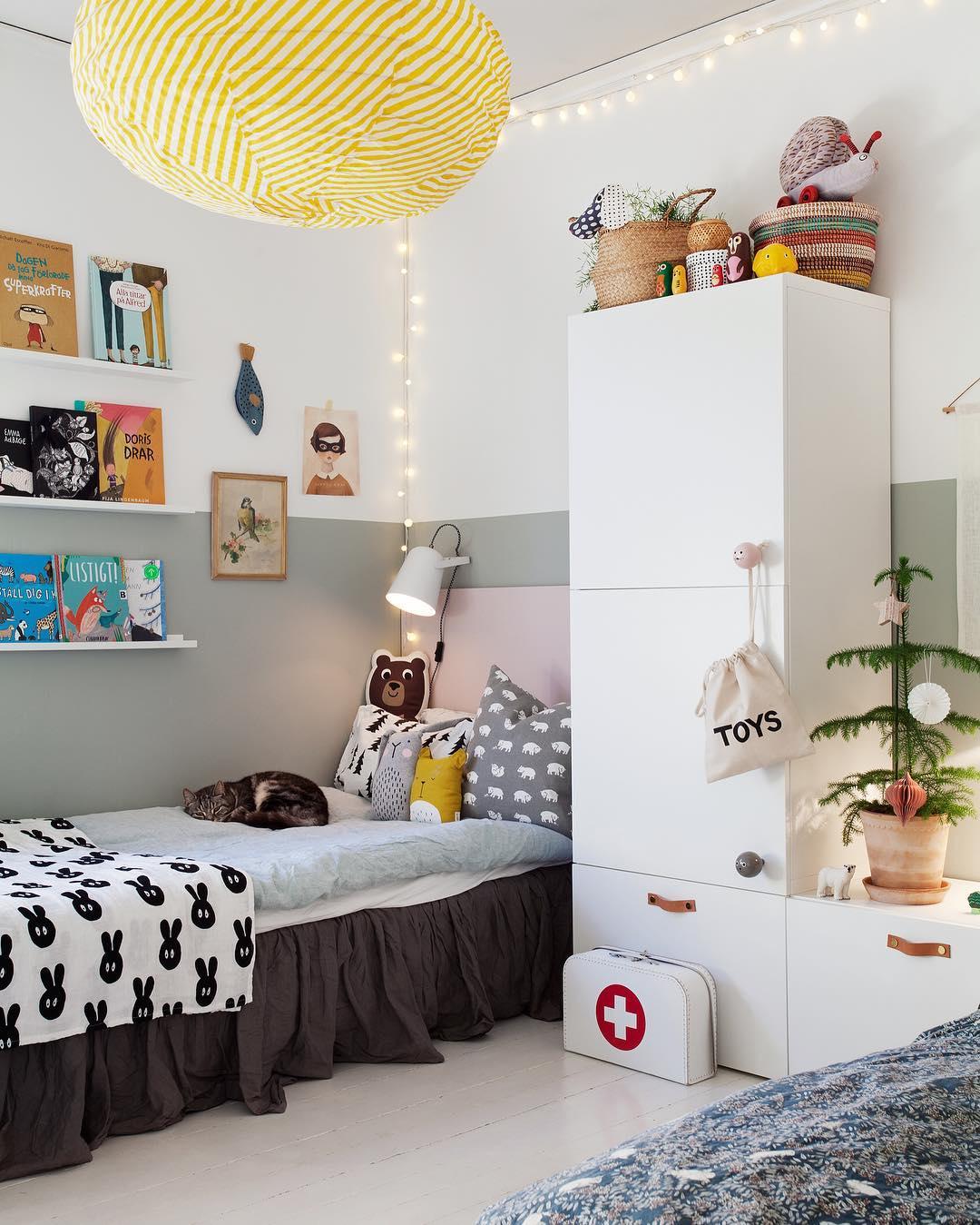 pe?a pode ser colocada ao redor da cabeceira da cama ou nas paredes ...