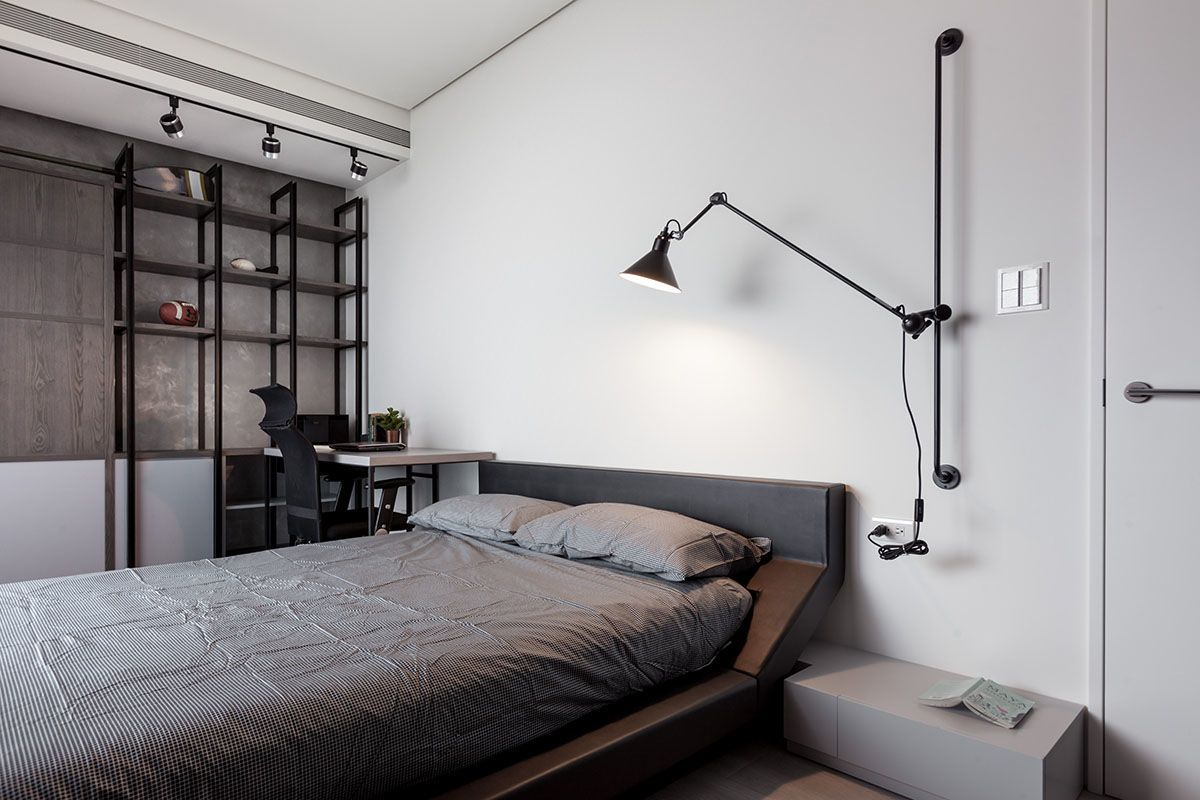 Luminaria De Teto Para Quarto Simples Redival Com ~ Luminaria Quarto Teto E Quarto Moderno De Casal