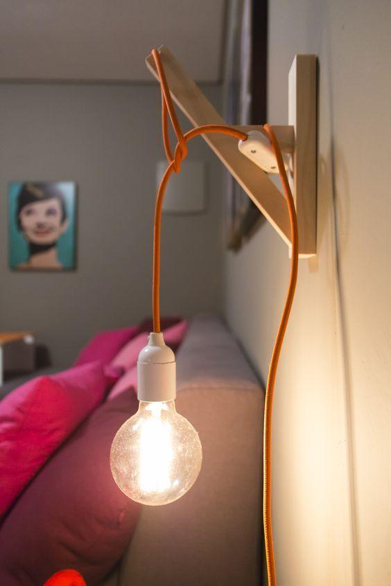 Luminárias para Quarto: 60 Ideias, Modelos e Passo a Passo