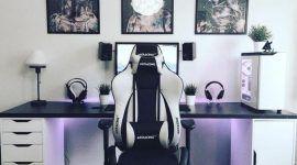 Quarto gamer: 60 ideias e dicas incríveis para a decoração