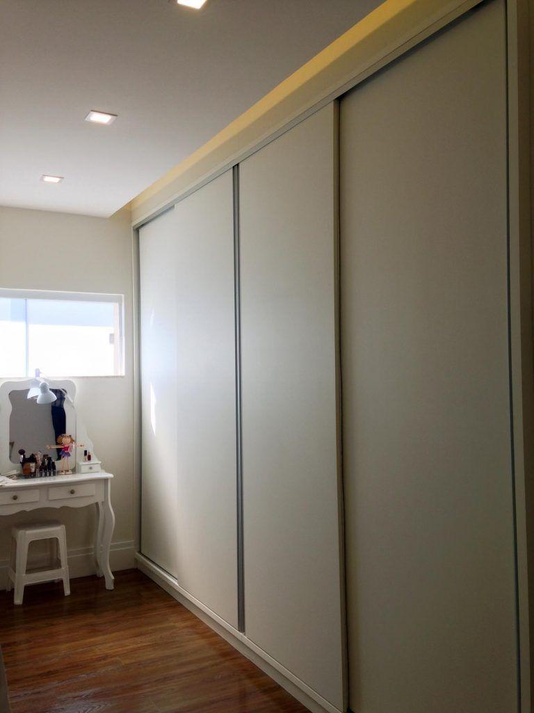 O clássico branco combina com todos os estilos de decoração