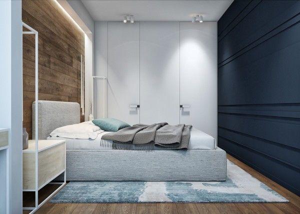 Procure uma harmonia de cores e texturas na decoração do quarto