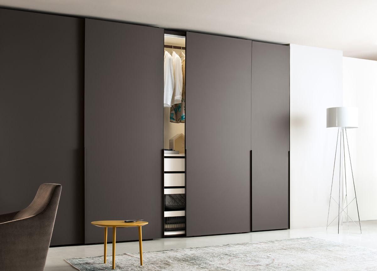 As portas mais minimalistas deixam o ambiente elegante