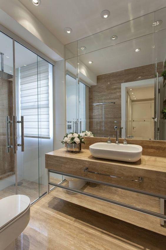 Janela Banheiro Suite : Cortina para banheiro modelos e ideias a janela