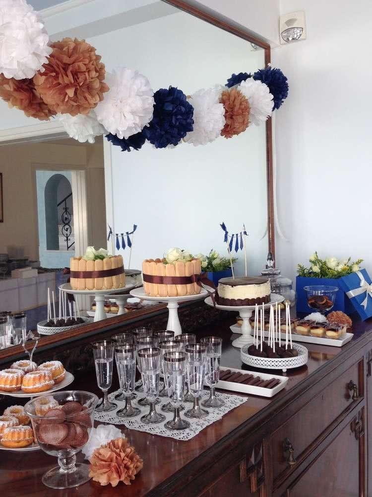 Decora o dia dos pais 60 ideias criativas e passo a passo for Modelos de mesas para cafeteria