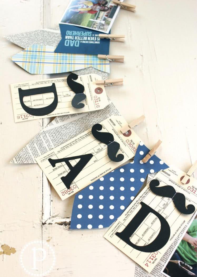 Decoração Dia Dos Pais 60 Ideias Criativas E Passo A Passo