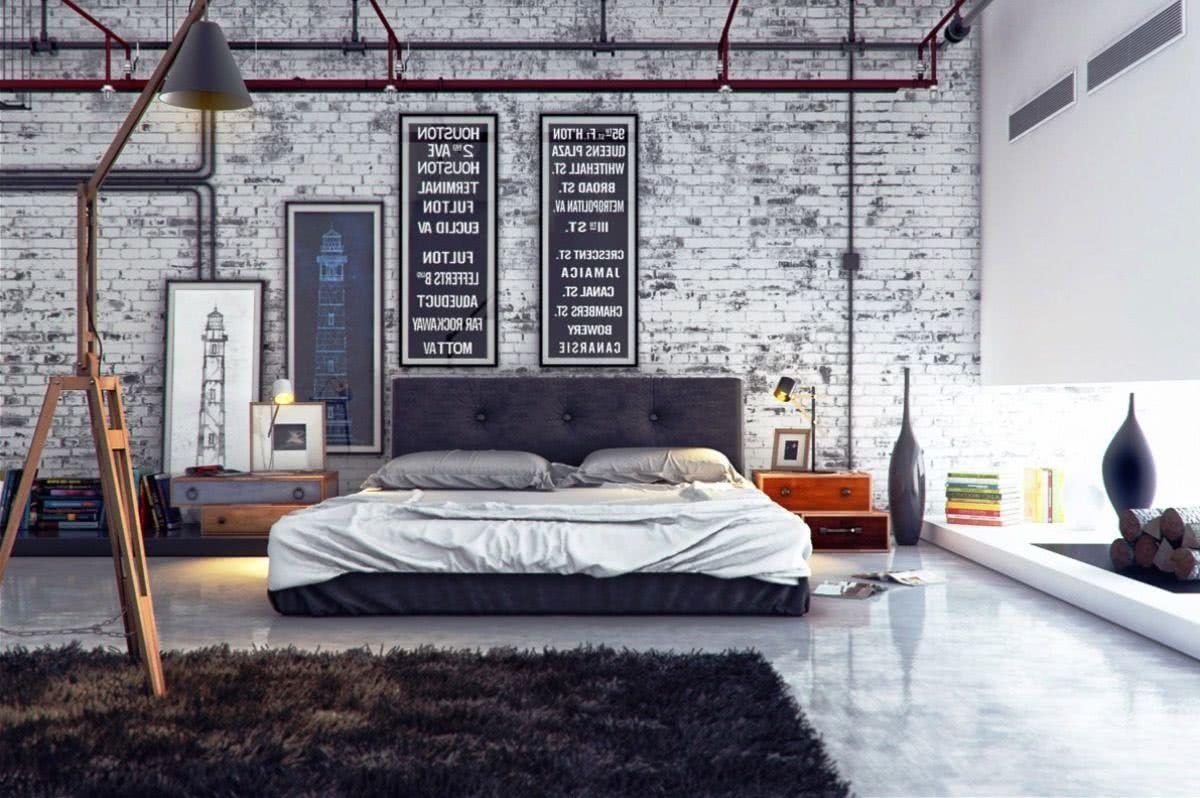Quarto de rapaz 60 projetos incr veis para se inspirar for Cheap bedroom ideas for men