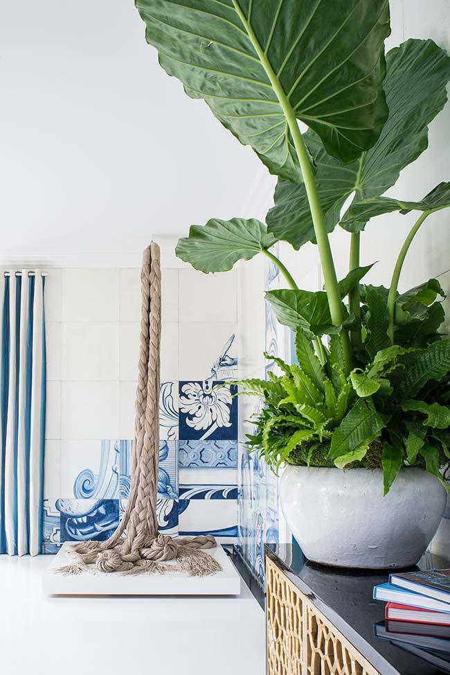 Releitura moderna para os tradicionais azulejos portugueses