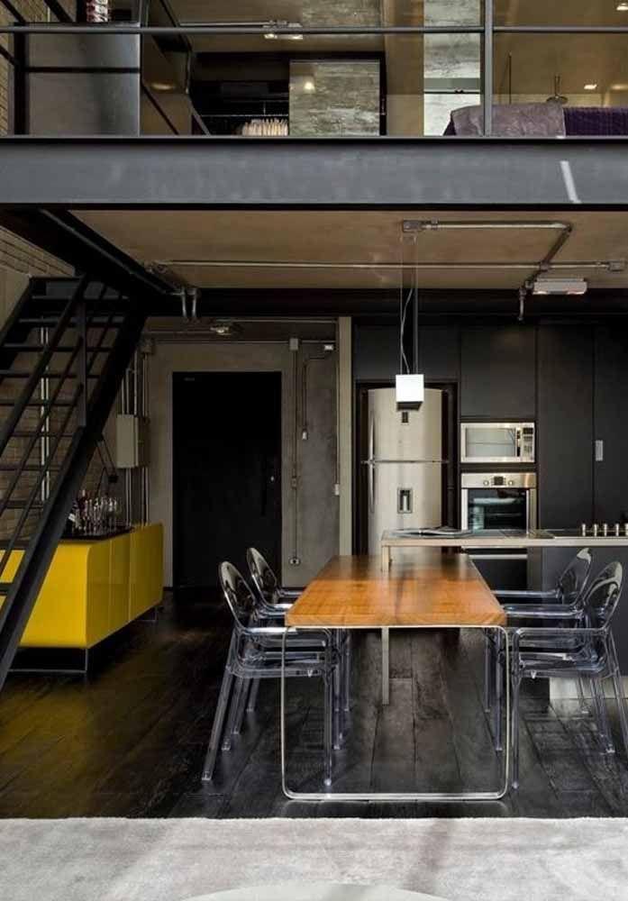 Aposte em um espaço moderno e sofisticado