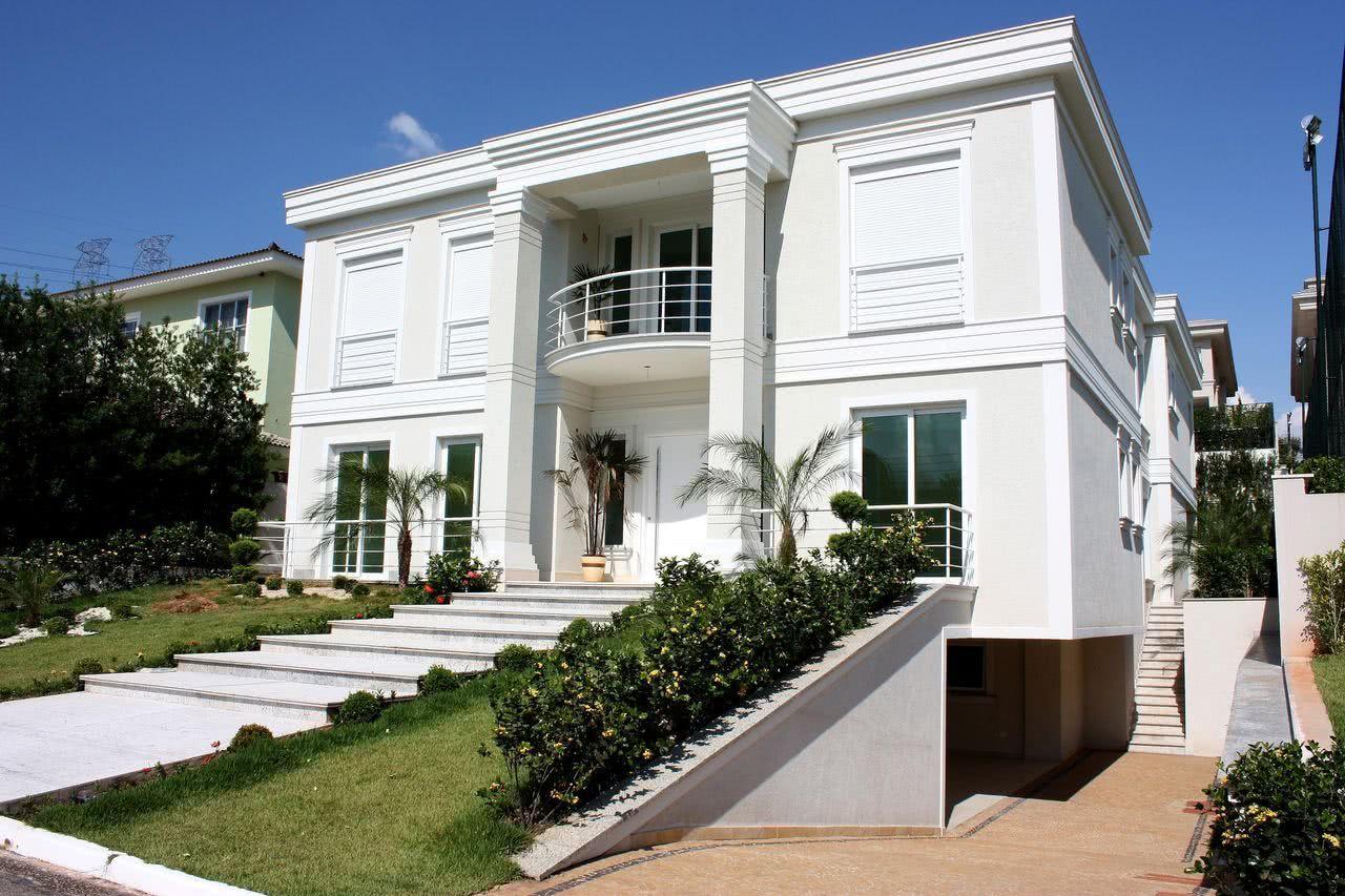 Casas estilo americano 65 projetos e fotos apaixonantes for Estilos de casas modernas