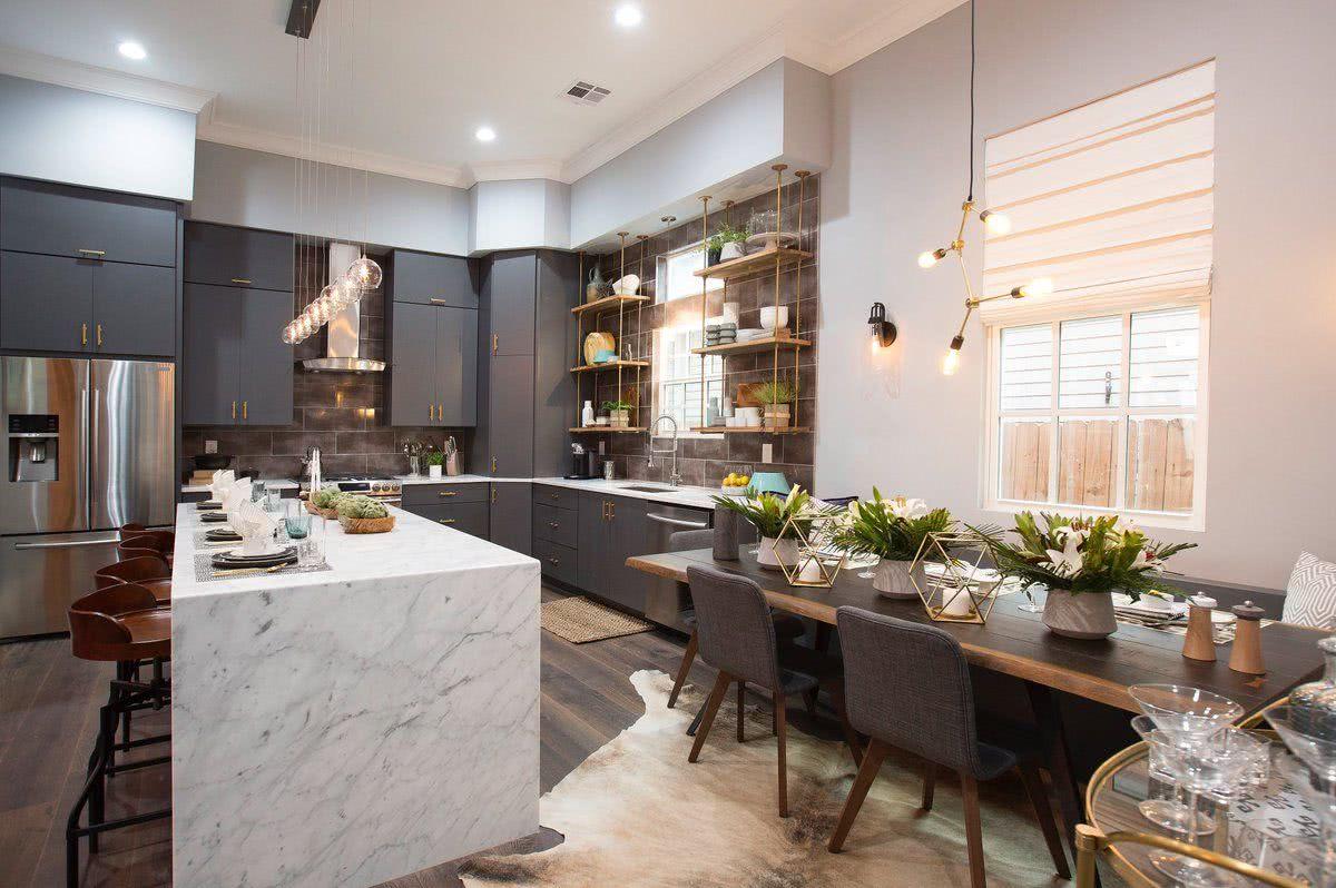 Casas estilo americano 65 projetos e fotos apaixonantes - Casas americanas interiores ...