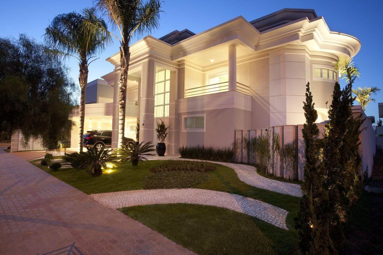 Casas estilo americano 65 projetos e fotos apaixonantes - Estilo de casas ...