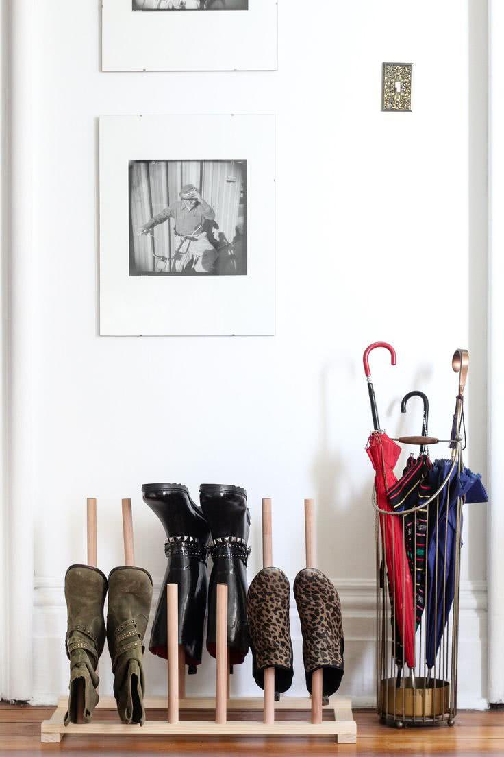 Como Organizar Sapatos 60 Dicas E Ideias Pr 225 Ticas