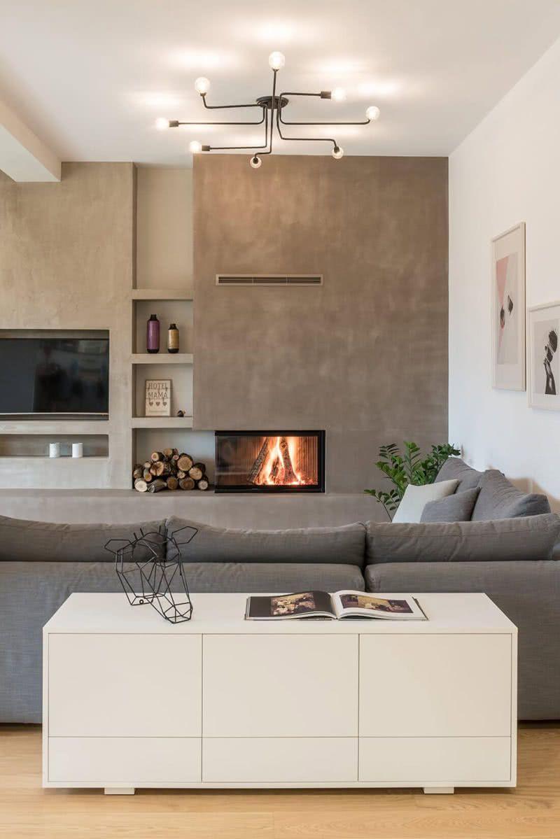 Modelos De Lustres 60 Ideias Dicas E Onde Comprar -> Lustres Para Sala De Apartamento Pequeno