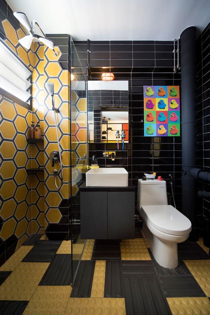 Banheiro cinematográfico