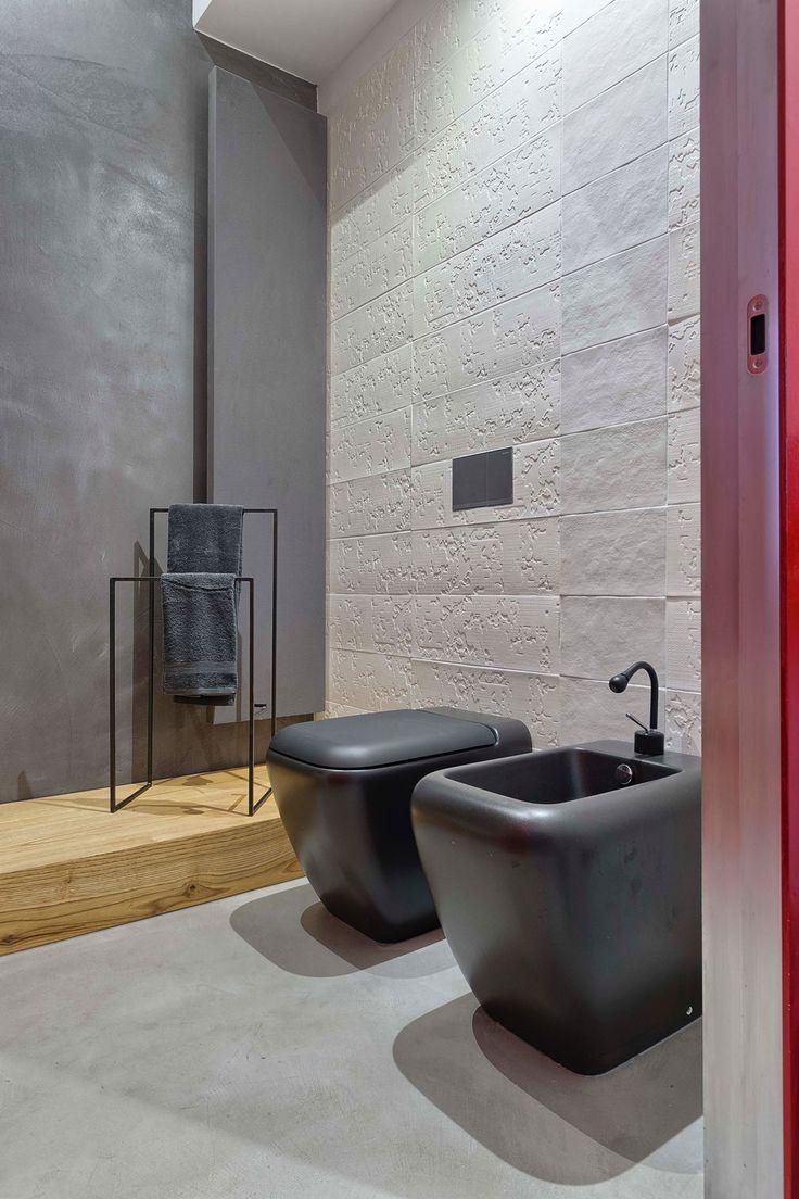 Acessórios sanitários elegantes