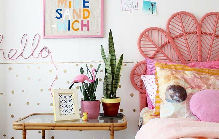Quarto de menina: 75 ideias de quartos de menina com fotos