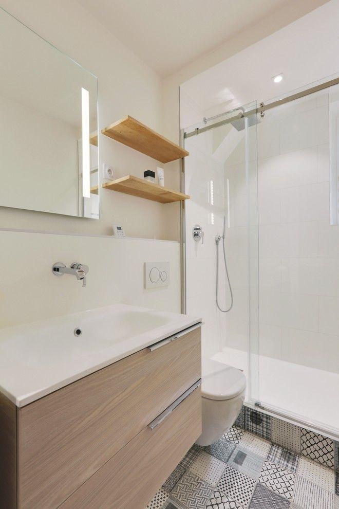 Revestimento para banheiro tipos modelos e fotos - Piso pequeno moderno ...