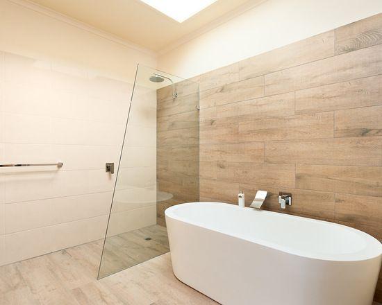 Banheiros Com Revestimento Em Porcelanato : Revestimento para banheiro tipos modelos e fotos
