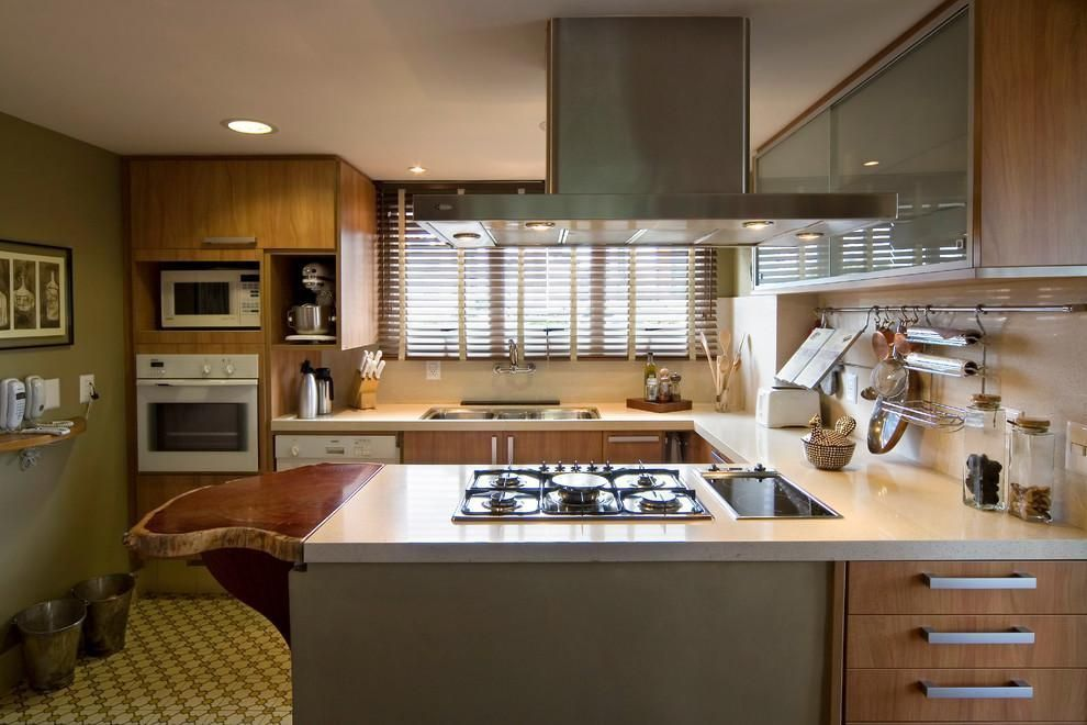 Bancada de cozinha: dicas, materiais e fotos
