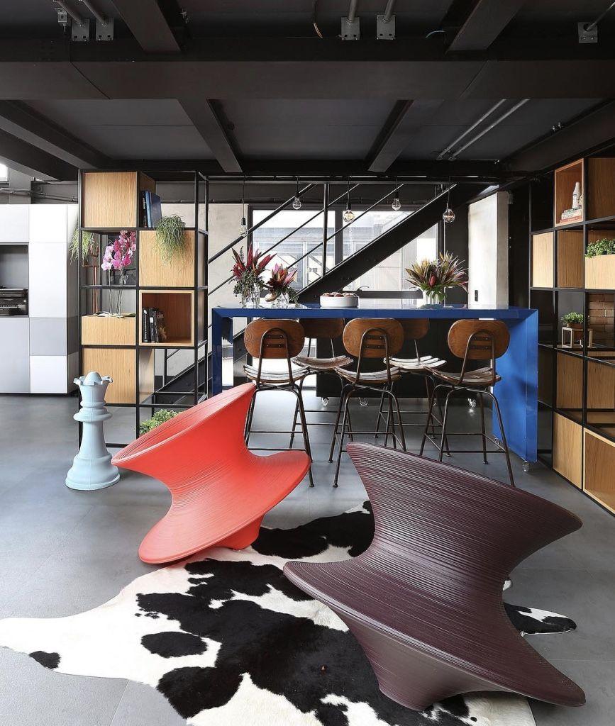 Itens de design levam personalidade para a casa decorada.