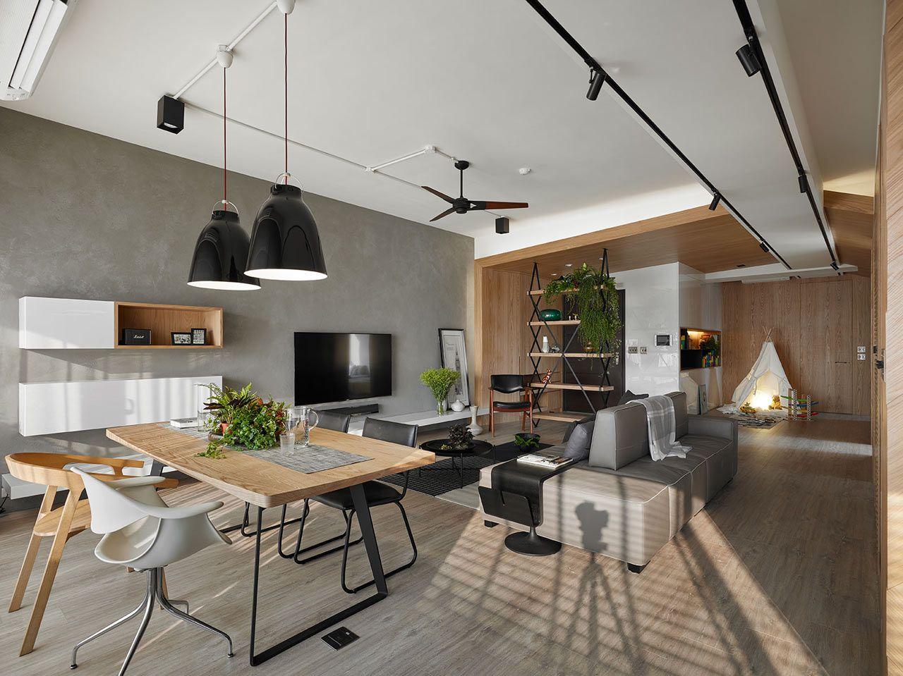 Integração de ambientes é essencial para quem não quer perder espaço