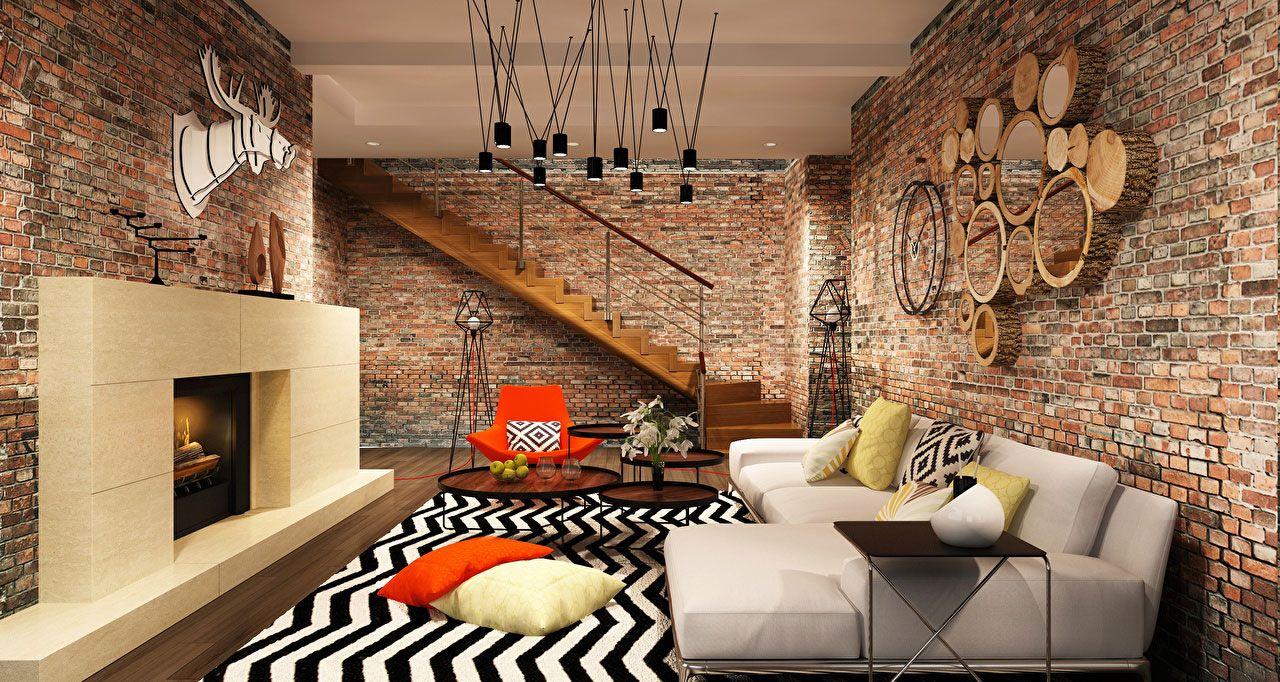 Hip Living Room