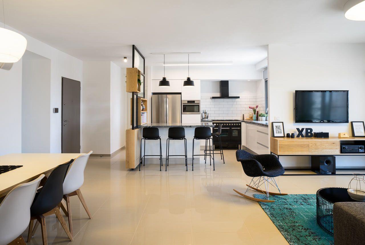Em casas decoradas: deixe os móveis se destacarem na decoração