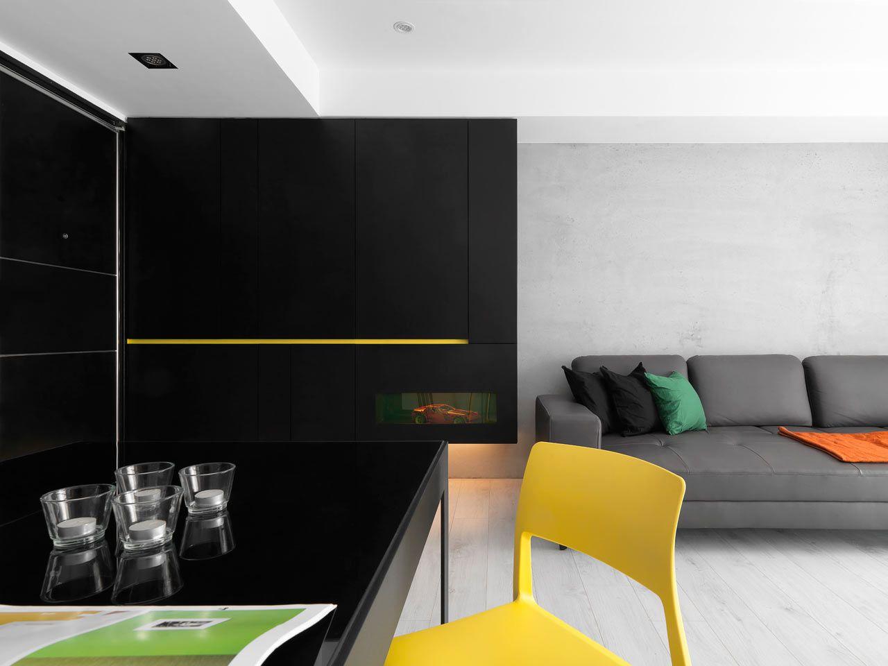 O estilo minimalista possui poucos itens, mas cheio de detalhes.