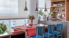 Cozinha gourmet: 60 ideias de decoração com fotos e projetos