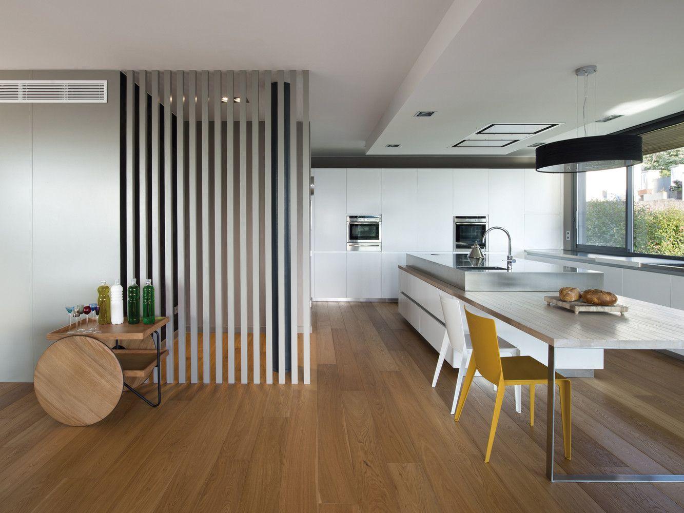 Cozinha gourmet minimalista