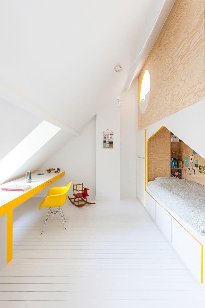 Quarto infantil: 65 ideias de ambientes decorados com fotos
