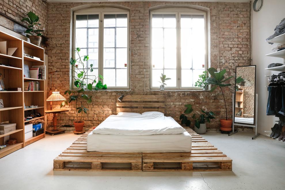 Ou ainda formar uma cama baixa para o seu ambiente