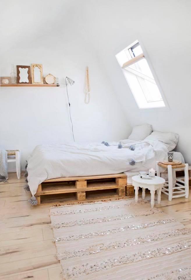 O tom de madeira combina perfeitamente com uma decoração clean
