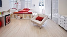 Carpete de madeira: vantagens, preços e 50 fotos de projetos