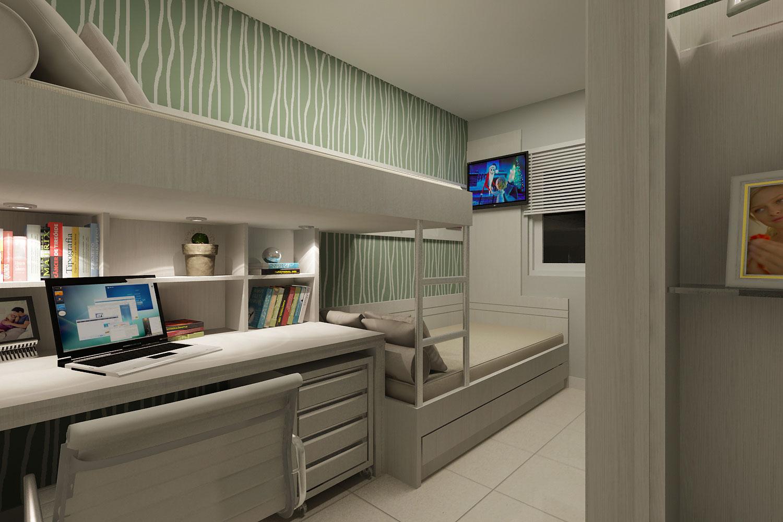 Hd Wallpapers Quartos Planejados Casal Apartamento Pequeno Www  ~ Quarto De Solteiro Planejado Para Apartamento Pequeno