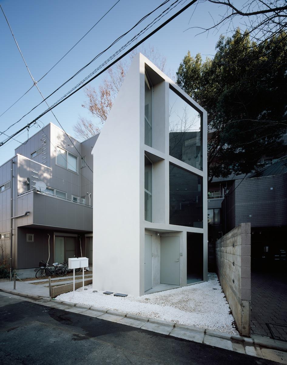 Com formato arrojado, essa casa abusou de estilo!