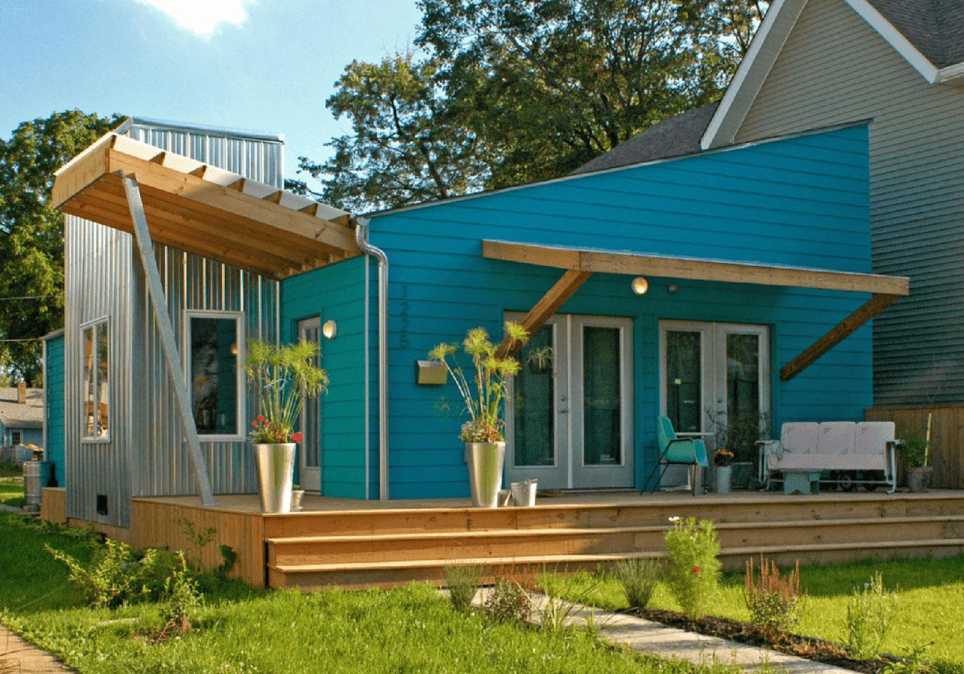 Modelos de casas pequenas 60 fotos projetos e plantas for Casas modernas pequenas imagenes