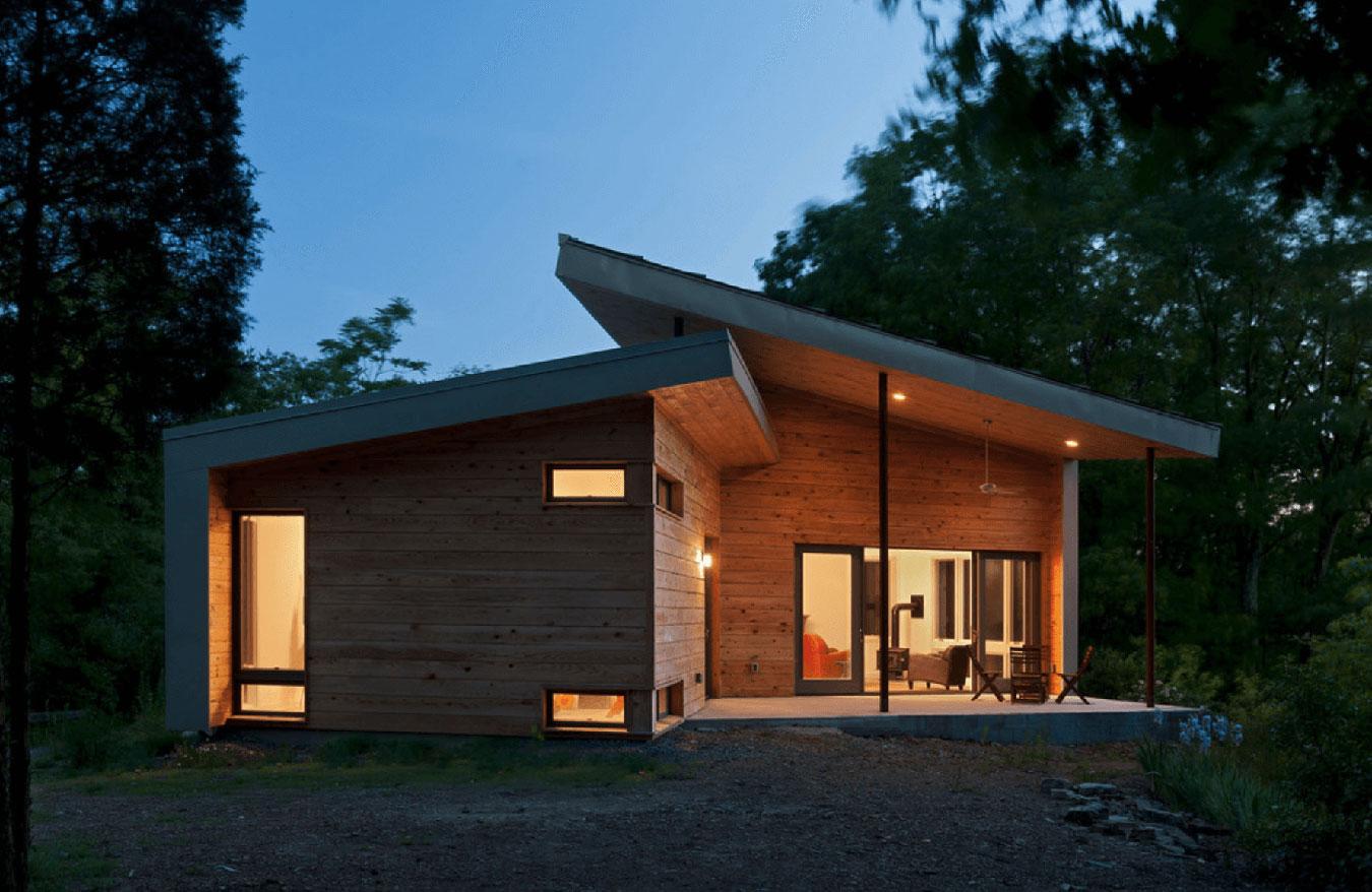 Modelos de casas pequenas 60 fotos projetos e plantas for Fotos de casas modernas terreas