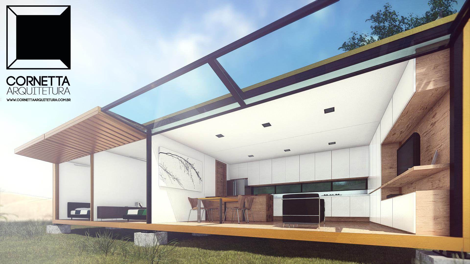 Modelos de casas pequeas um projeto de sobrado de campo for Modelos de casa pequenas para construir