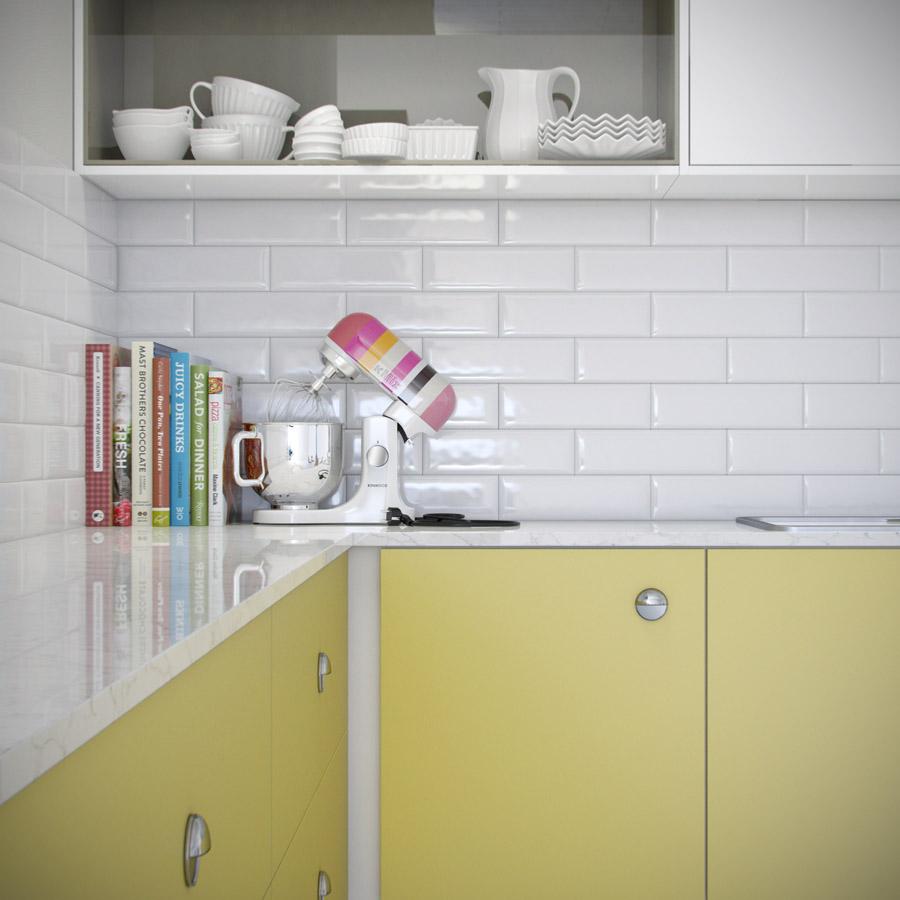 Cozinha Planejada Estilo Americana Armario De Cozinha Usado