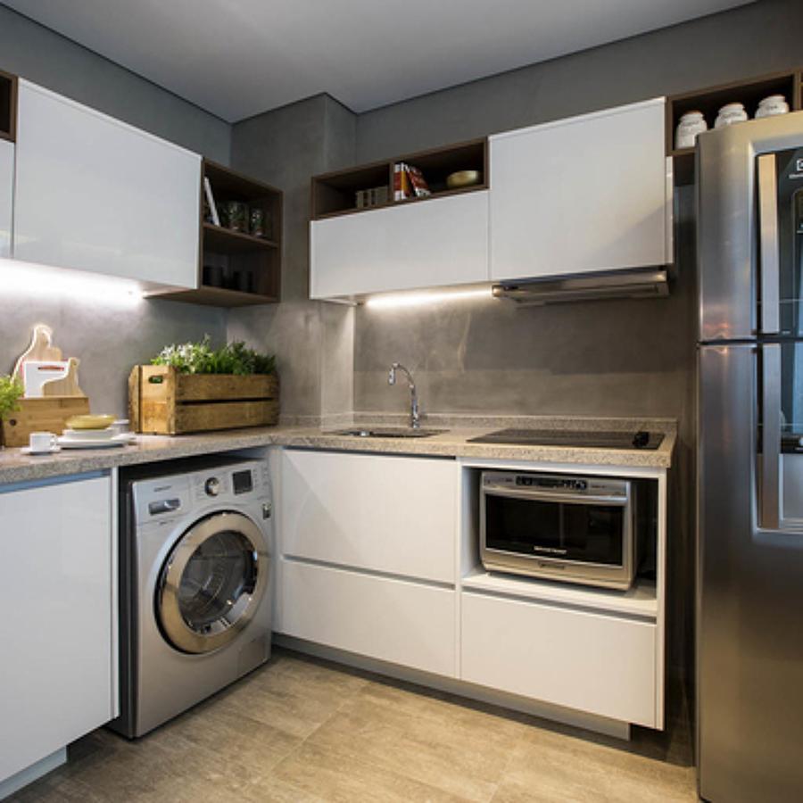 Armarios Planejados Cozinha Apartamento Apartamento De M No Rio De