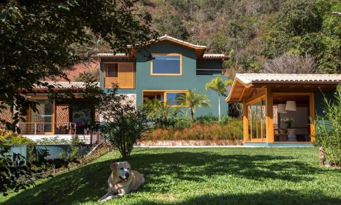 Muito Cores de Casas: Tendências e Fotos para Pintura Externa KK16