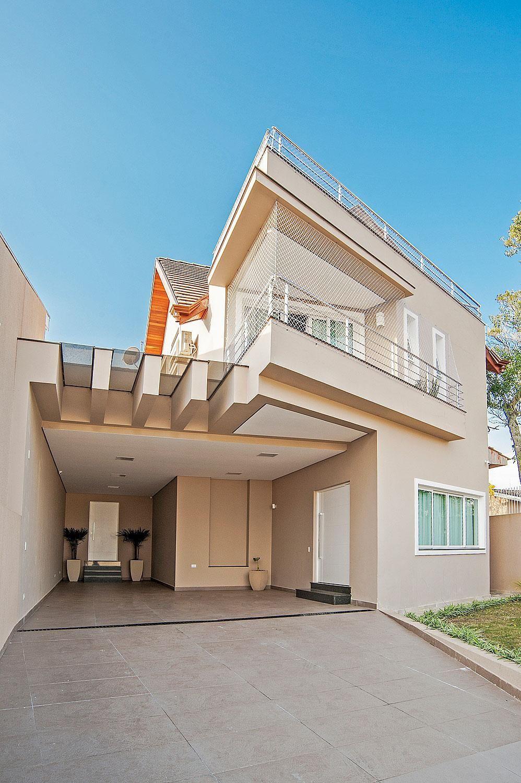 Cores de casas: as colorações off white também estão com tudo na arquitetura