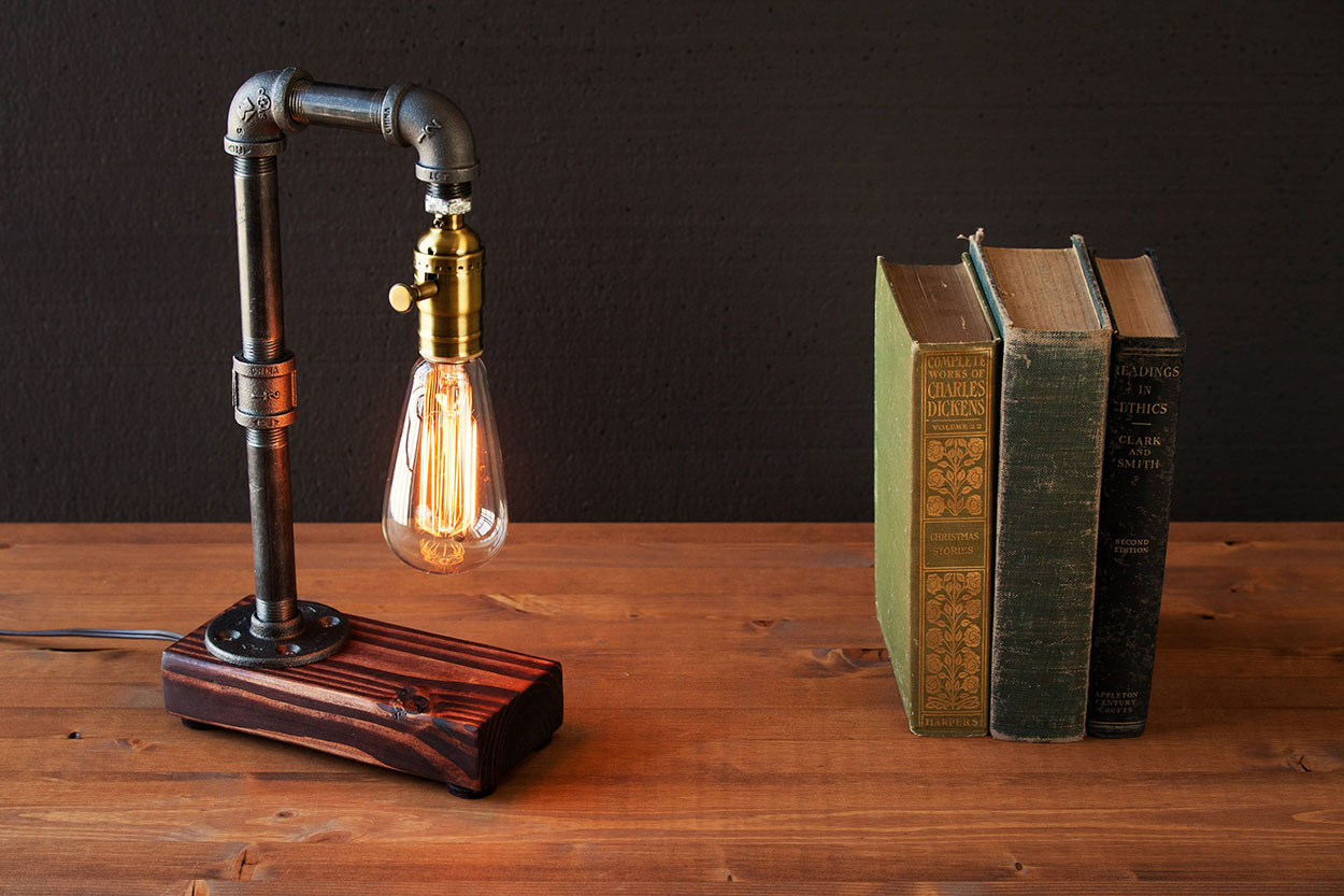 Famosos Luminária Rústica: 72 Modelos e Como Fazer Passo a Passo TB77